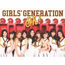 GIRLS' GENERATION (SNSD)-OH!-JAPAN DIGIPAK CD+DVD Ltd/Ed D73