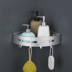 Aluminum Bathroom Shelf Bath Shower Bath Shampoo Holder Bathroom Corner shelf