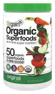 Orgain ORGANIC SUPERFOODS All-In-One Super Nutrition ORIGINAL - 20 Servings