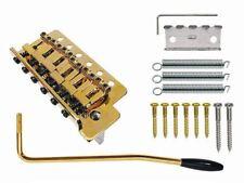 Tremolo ML-Factory® mit Zwei-Punkt Aufhängung gold Saitenabstand10,5mm
