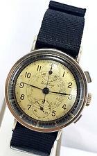 Ultra Rare Breitling Chronograph  cal.Venus 170.Pilots Genuine Condition 40s