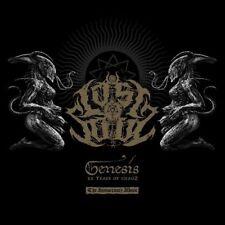 LOST SOUL - Genesis: XX Years of Chaoz DIGI 2CD, NEU