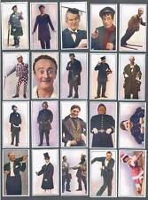 1930 R & J. Hill Music Hall Celebrities Tobacco Cards Complete Set of 30