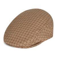 Mens Cashmere Flat Cap, Made in Scotland