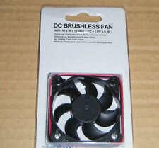 DC Brushless Fan 50mm x 50mm x 10mm, 12V dc, 1.92 watts, for computer,psu,cpu