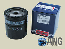 TVR 2500M BORG & BECK 'SPIN ON' OIL FILTER GFE227
