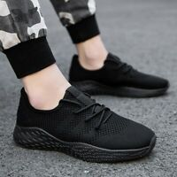 Men's Sneakers Casual Athletic Breathable Sport Running Trainers Tennis Shoes UK
