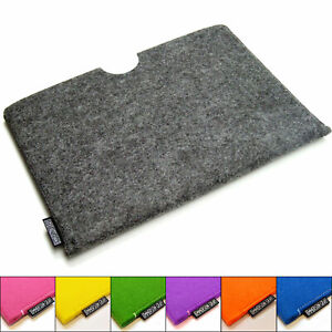 "Lenovo IdeaPad Duet Chromebook 10.1"" felt sleeve case wallet UK MADE PERFECT FIT"
