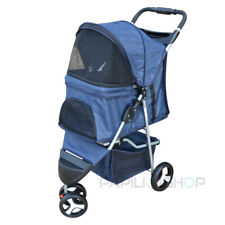 BALTO Poussette chariot buggy pour chien animaux chat hondenbuggy airbuggy