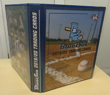 2019/20 Sydney Blue Sox FULL SET of BASE & INSERTS Cards -Aussie Baseball League