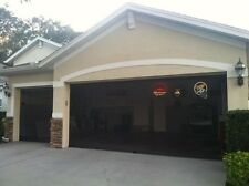 Garage Door Screen 10' W X 7' H Includes pulley system ON SALE