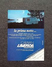 K600- Advertising Pubblicità -1973- CARAVAN LAVERDA