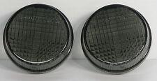 Replacement Turn Signal Lenses (Smoked) for Honda Cruisers - Kawasaki Vulcan