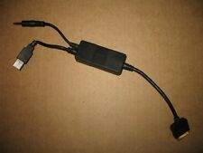 BMW 1 3 5 6 7 SERIES Z4 MINI COOPER USB IPHONE IPOD AUX INTERFACE CABLE ADAPTER