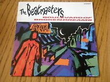 "THE BEATMASTERS - BOULEVARD OF BROKEN DREAMS    7"" VINYL PS"