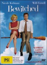 Bewitched Nicole KIDMAN Will FERRELL Shirley MacLAINE Romantic Comedy DVD Reg 4