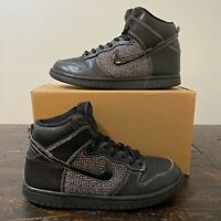 Nike Dunk High Woven Wmns Size 7 Og Retro 1 SB Mid Low Air Force Max