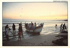 BR85458 costa da caparica portugal partida para a pesca