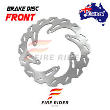 AU Front MX Brake Disc Rotor For KTM EXC 400 94-11 95 96 97 98 99 00 01 02