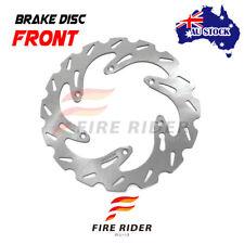AU Front MX Brake Disc Rotor For KTM EXC 400 94-1195 96 97 98 99 00 01 02
