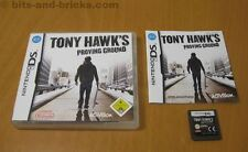 Tony HAWK'S PROVING GROUND-COMPLETO-GIOCO PER NINTENDO DS, DSi, XL