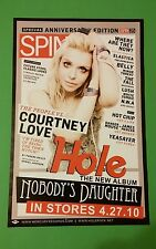 HOLE NOBODY'S DAUGHTER COURTNEY LOVE SPIN COVER PHOTO 11x17 MOVIE POSTER