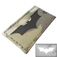 Batman Dark Knight Infrared IR Multicam 3 5x2 Morale Tactical Laser Hook Patch