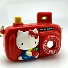 RARE VINTAGE 1985 TOHO Hello Kitty Talking Camera | English Restored | See Video