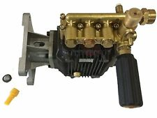 "4000 PSI Horizontal Pressure Washer Pump 4 GPM 1"" Diameter Shaft"