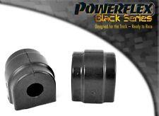 Powerflex Black Front Roll Bar Bushes 23.5mm BMW E46 3 Series Compact (99>06)