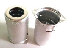 5pcs Aluminum 9Pin Tube shield cover 46mm for vacuum tube 6688 5670 6386