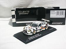 PORSCHE 911 GT3 RS #8424H DU MANS 2004 BURGESS/COLIN/BAGNALL MINICHAMPS 1/43