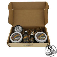 Suavecito Shave Kit (Pre-Shave Oil, Shave Cream, Bay Rum & Menthol Aftershave)
