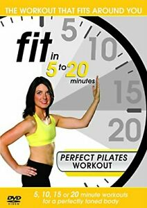 Fit in 5 to 20 Minutes - Perfect Pilates Workout [DVD][Region 2]
