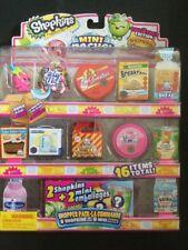 Shopkins Season 10 Mini Shoppers Pack 8 Shopkins 8 Mini Packs Free Shipping