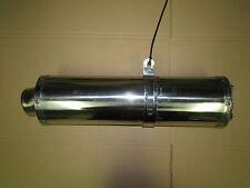 GSX-R 1000 2001-2002 k1 k2 silenciador silenciador Muffler exhaust BSA escape