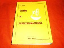 lezioni di neurotraumatologia  g. tedeschi