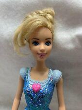 Disney Barbie Sparkling Princess Cinderella Doll Mattel 2012
