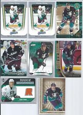 Corey Perry  05/06  8-Rookie Card RC Lot  w/Rookie Threads Jersey