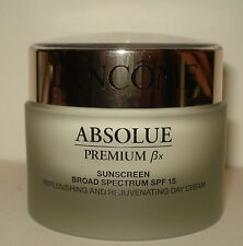 LANCOME Absolue Premium BX SPF 15 Cream -1.7 oz / 50 g  Very Fresh ! New