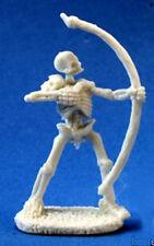 1 x SQUELETTE ARCHER- BONES REAPER figurine miniature jdr rpg d&d skeleton sword