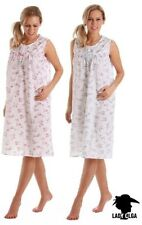 Cotton Nightdresses & Shirts for Women