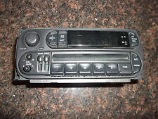 DODGE CHRYSLER JEEP FACTORY CD PLAYER MODEL P05091556AH