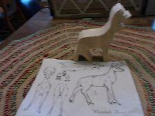 Deer Cutout