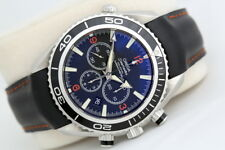 Men's Omega Seamaster Planet Ocean 46mm Chronograph Co-Axial Watch (2007)