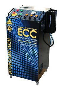 Professional Engine Carbon Clean System 320 1.5kW Mains Powered. Mfrd in EU. CE