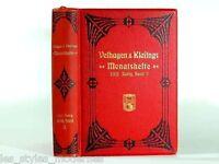 VELHAGEN & KLASINGS Monatshefte 1908 / 1909 Band II.