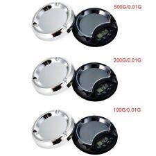 Mini Ashtray Digital Portable Digital LCD Electronic Pocket Micro Weight Scale
