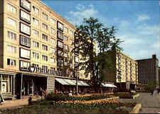 LEIPZIG Sachsen DDR Ansichtskarte ~1969 Feinkost Geschäft am Georgiring color AK
