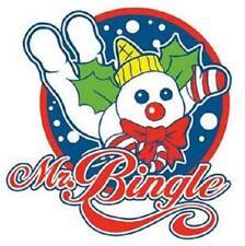 Christmas # 31 - 8 x 10 T-shirt iron-on transfer Mr. Bingle